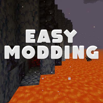 ZIHEasyModding 1.17.1, 1.16.5