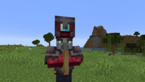 Мод Illagers Wear Armor для Майнкрафт 1.16.5