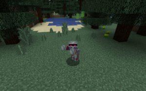 Мод MJ's Animations 1.16.5, 1.15.2