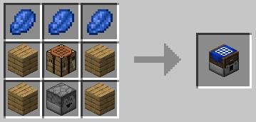 Мод Crafting Automat 1.17.1 (автоматический крафт)