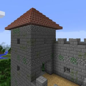 Мод Castle Dungeons 1.17.1, 1.16.5, 1.15.2, 1.12.2