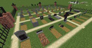Мод Arky's Halloween для Майнкрафт 1.16.5