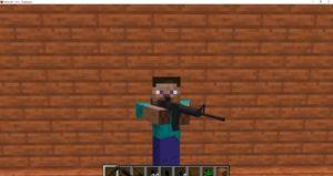 Мод Guns Galore 1.16.5, 1.15.2 (огнестрельное оружие)