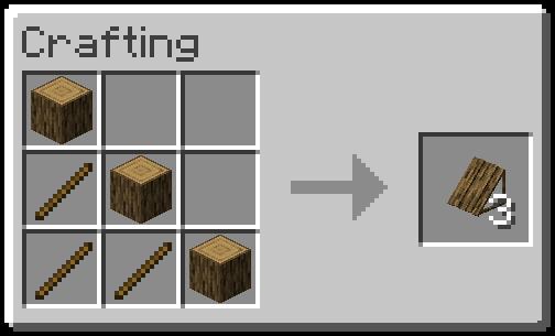 Мод Exline's Awnings 1.17.1 (декоративные навесы)