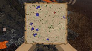 Мод Interdimensional Map Markers 1.17.1, 1.16.5