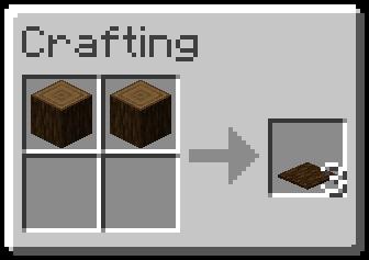 Мод Bark Carpets для Майнкрафт 1.17.1
