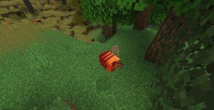 Мод на реалистичных пчёл - Realistic Bees 1.17.1, 1.16.5, 1.15.2